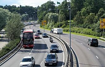 – Når datteren min på tre år hoster, kan jeg noen ganger ikke unngå å tenke på at Høyre og FrP vil utvide motorveien