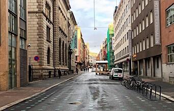 Nok prat. Her er et konkret forslag til aktivisering av et bilfritt Oslo sentrum