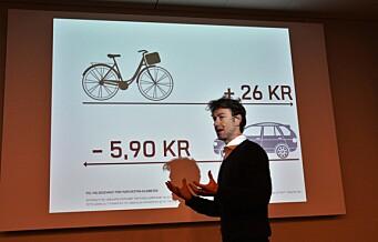 Kommunens sykkeldirektør innrømmer han kunne vært bedre til å lytte. – I framtiden skal vi lytte mer til folks bekymringer