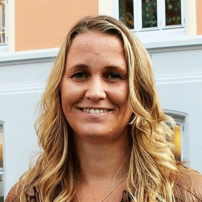 Karianne Hjallen mener de pengene Tøyenløftet har fått er småpenger. De strukturelle utfordringene på Tøyene krever en større satsing, mener hun. Foto: Privat