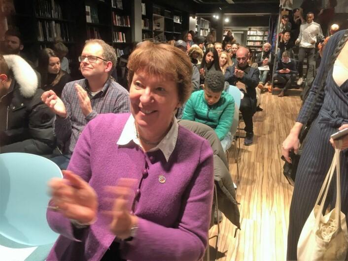 Marianne Borgen, også omtalt som Tøyenløftets mor. Foto: Vegard Velle