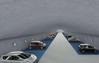 Et parkeringshus for elbiler på Frogner møter økende motstand