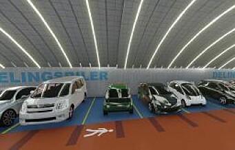 – Et stort parkeringsanlegg på Frogner vil fremme pendling med bil, stikk i strid med politiske målsettinger
