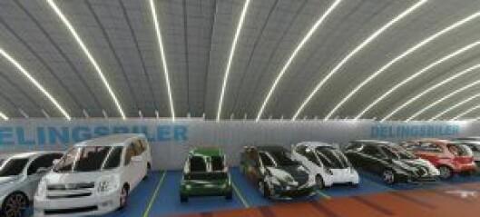 Carl I. Hagen: FrP støtter planene om stort parkeringsanlegg for elbiler på Frogner