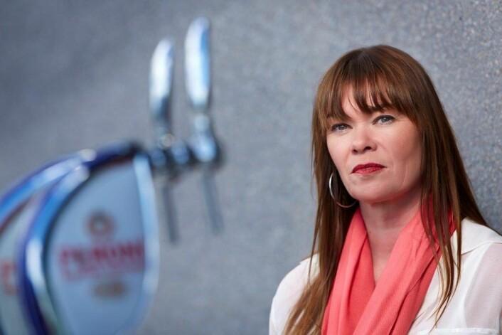 Direktør Gunnhild Haugen og næringsetaten arbeider for at Oslo skal være en trygg by og med seriøs drift av skjenkestedene. Foto: Næringsetaten