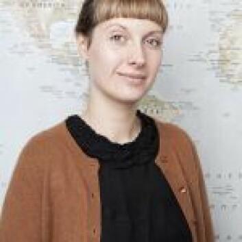 Ingrid Lomelde er miljøpolitisk leder i WWF. Foto: Anja Elmine Basma / WWF