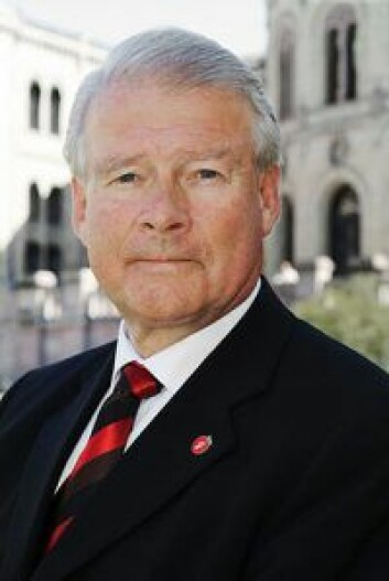 Carl I. Hagen. Foto: FrPMedia
