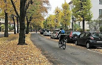Bydel Frogner vil ha slutt på gratisparkering for elbiler i områder med beboerparkering
