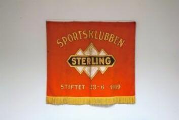Sportsklubben Sterling har en lang og stolt historie. Foto: Anna Carlsson