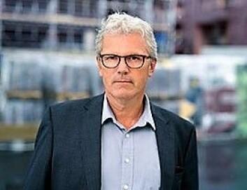 Juridisk direktør i USBL, Knut Sannem. FOTO: USBL