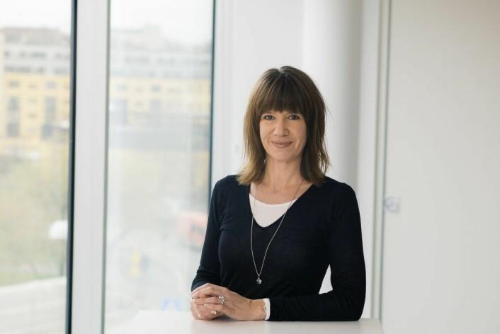 Kommunikasjonssjef Lena Nesset i eiendoms- og byfornyelsesetaten (EBY). Foto: Eiendoms- og byfornyelsesetaten