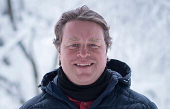 Skibakkesjef Espen Bengston gleder seg til verdenscup i alpint, i Holmenkollen