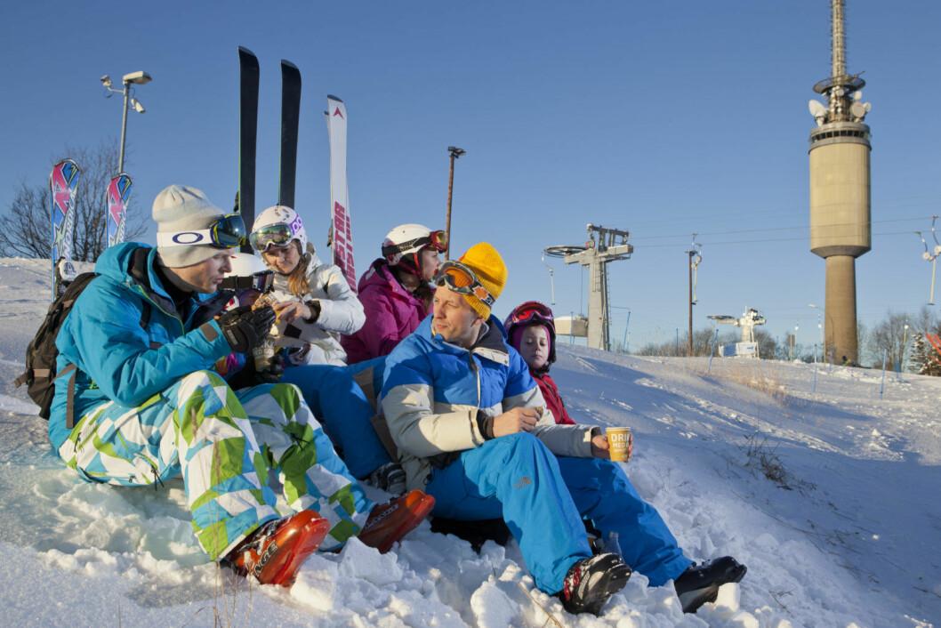 Til uka åpner Oslo vinterpark. Foto: Oslo vinterpark
