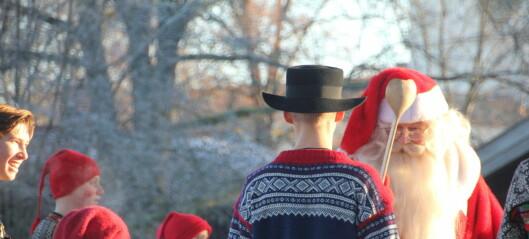 Vi tok med oss kamera og fant julestemningen på Norsk folkemuseum