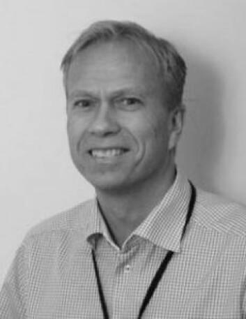 Styreleder Erling-Geir Iversen i Skeid fotball mener laget skal være godt nok for å kunne kjempe om opprykk til sommeren. Foto: Relacom