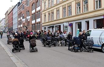 Plan og bygg vil undersøke hvorfor småbarnsfamilier flytter fra indre Oslo