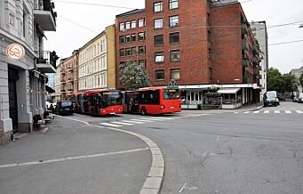 – Oslo Høyre har ikke vedtatt å flytte trikken til Skovveien