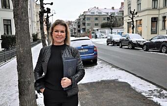 Meglere i Oslo vest bruker beboerparkering som salgsargument