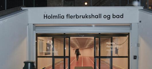 Holmlia flerbrukshall er ferdig rehabilitert