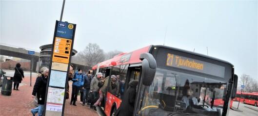 – Bussjåføren sa til den afrikanske mannen: Sett deg bak, dere er fulle av sykdom
