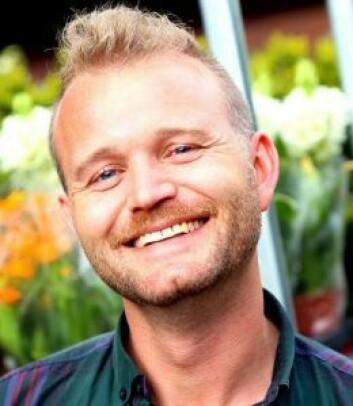 BU-representant for Rødt i Gamle Oslo, Kay Asbjørn Schjørlien. Foto: Privat