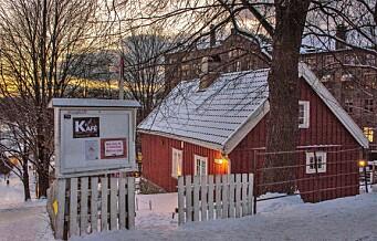 Oslo Museum overtar Hønse-Lovisas hus på Sagene og har kapret den hemmelige vaffeloppskriften