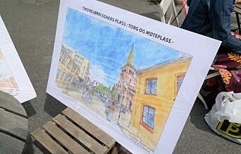 Nå kan Kampen-beboerne juble. Enstemmig bystyre fjerner bilene fra Thorbjørn Egners plass