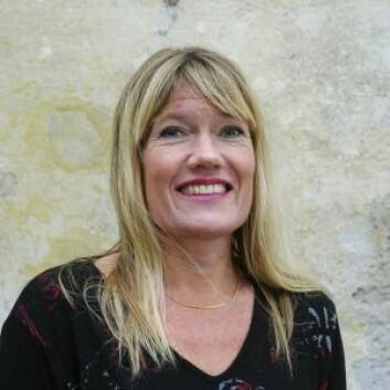 Leder for Arbeidermuseet, Gro Røde. Foto: Christina Krüger
