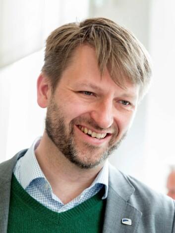 Oslo Høyres Eirik Lae Solberg foreslår å bruke tilfluktsrom som parkeringsanlegg. Foto: Privat