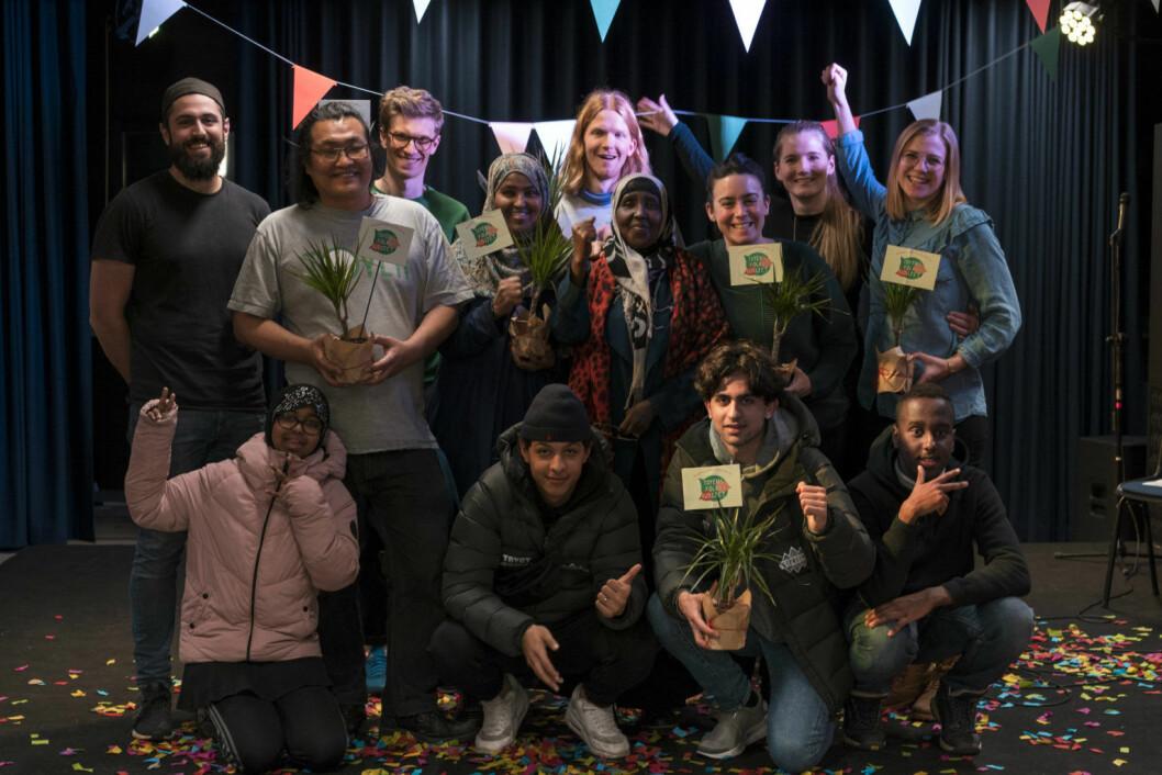 Åtte grønne prosjekter ble tildelt midler etter avstemningen på onsdag. Foto: Alexander Benjaminsen