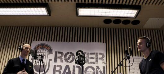 Røverradion er verdens eneste fengselsradio med sendinger tilgjengelige utenfor murene