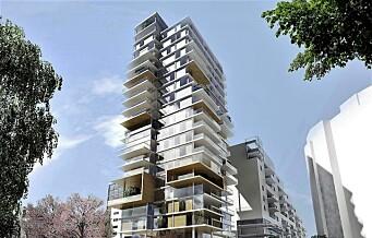 Det blir ikke noe høyhus på Fonteneplassen. Barn er viktigere enn profitt