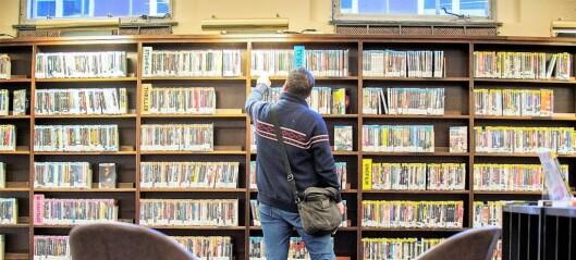 I morgen er det Nasjonal bibliotekdag. Deichman feirer dobbelt, siden de også har snudd nedgangen i utlån