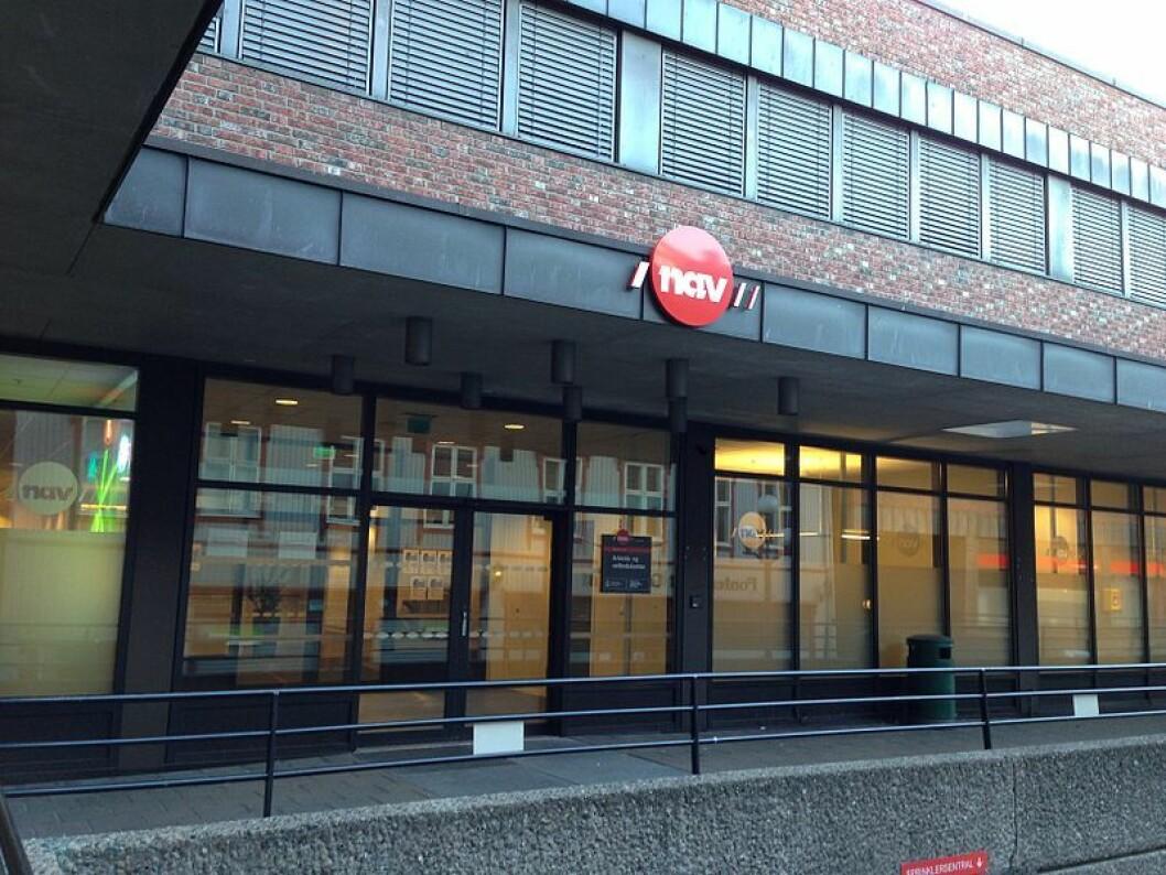Nav-reformen har gitt folk en lukket dør å forholde seg til, mener Ivar Johansen. Illustrasjon: Wikimedia Commons