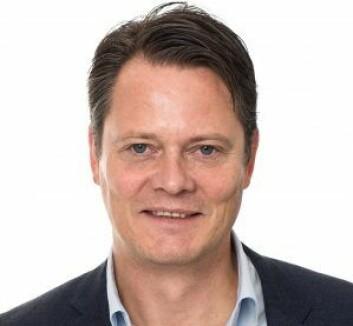 Konserndirektør Thorbjørn Brevik i Skanska. Foto: Skanska