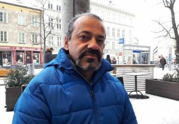 Shahram Ariafar (Ap) mener selv han ikke var inhabil under torsdagens behandling av skjenkebevillingen i Ringens park. Foto: Anders Høilund