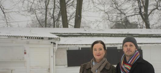 Da uteserveringen på St. Hanshaugen gikk konkurs, solgte bobestyreren leierettighetene på auksjon. Uten tillatelse fra eieren, Oslo kommune