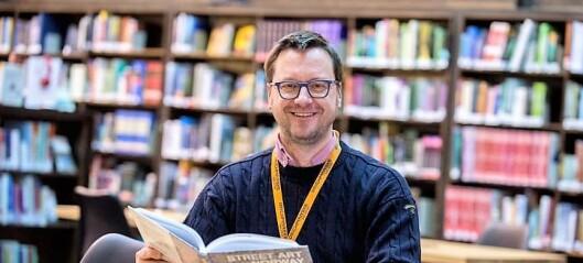 Oslo Deichman, landets største bibliotek, har fått ny sjef