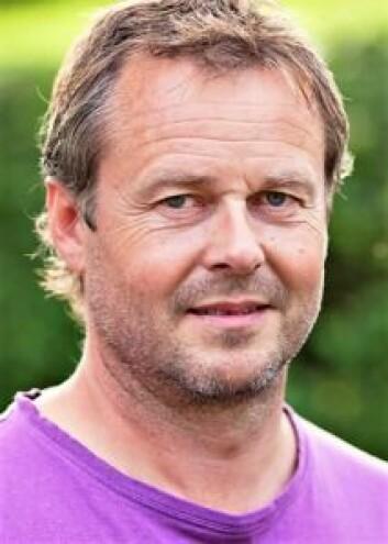 Overordnet faglig ansvar for Arnodd Håpnes er Naturvernforbundets fagansvarlige innenfor naturmangfold. Foto: Naturvernforbundet