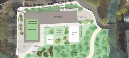 Byrådet går inn for skole, flerbrukshall og ungdomstiltak i Treschows gate på Lilleborg
