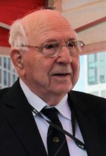 Harry Sønsterød. Foto: Wikimedia Commons