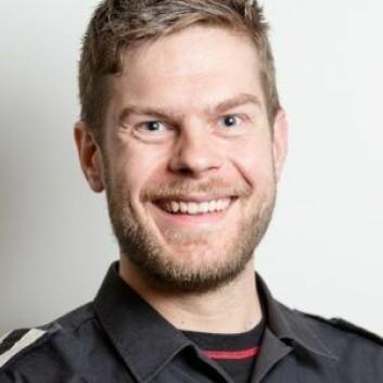Informasjonssjef i Oslo brann- og bredningsetat, Lars Magne Hovtun. Foto: Oslo brann- og redningsetat