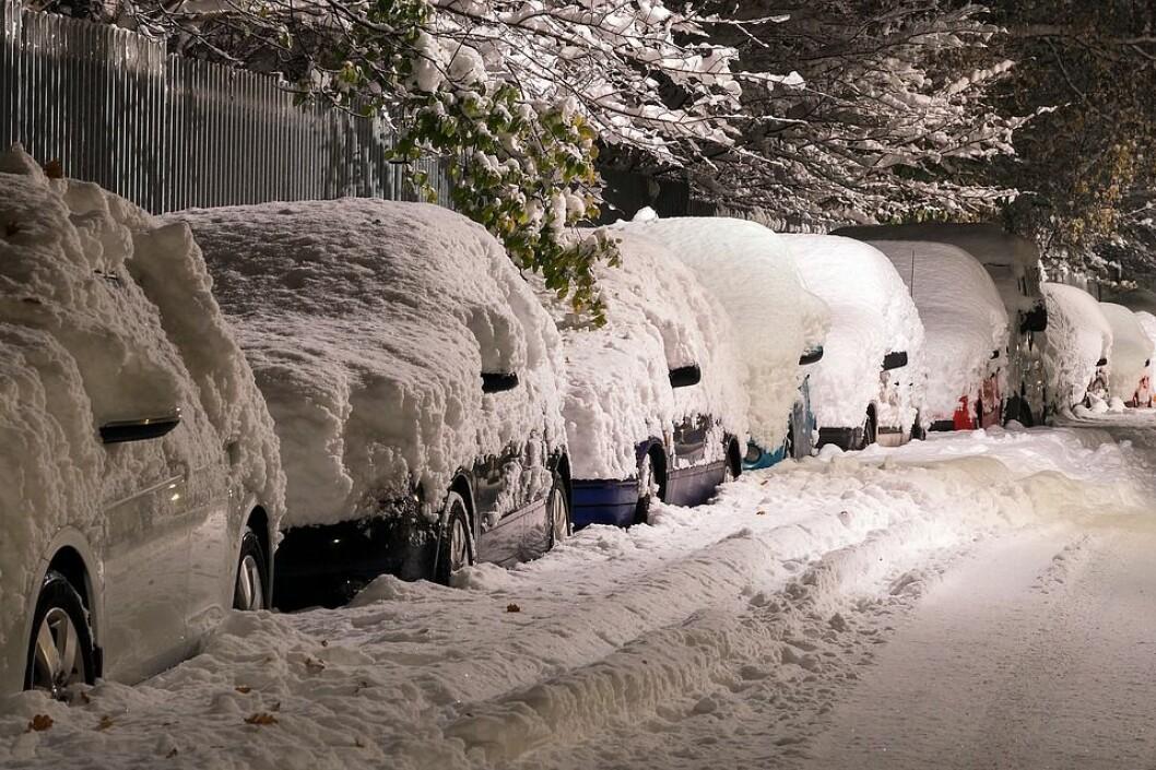 Bymiljøetaten varsler dårlig fremkommelighet på grunn av mye snø. Foto/illustrasjonsbilde: Pixabay