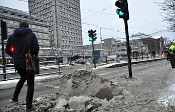 Byrådet blar opp 53 millioner ekstra til snørydding