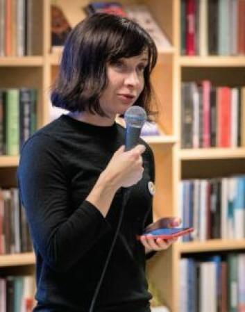 Det er viktig å sørge for en god filialtetthet, mener biblioteksforeningens Sunniva Evjen. Foto: Bjørnar Morønning