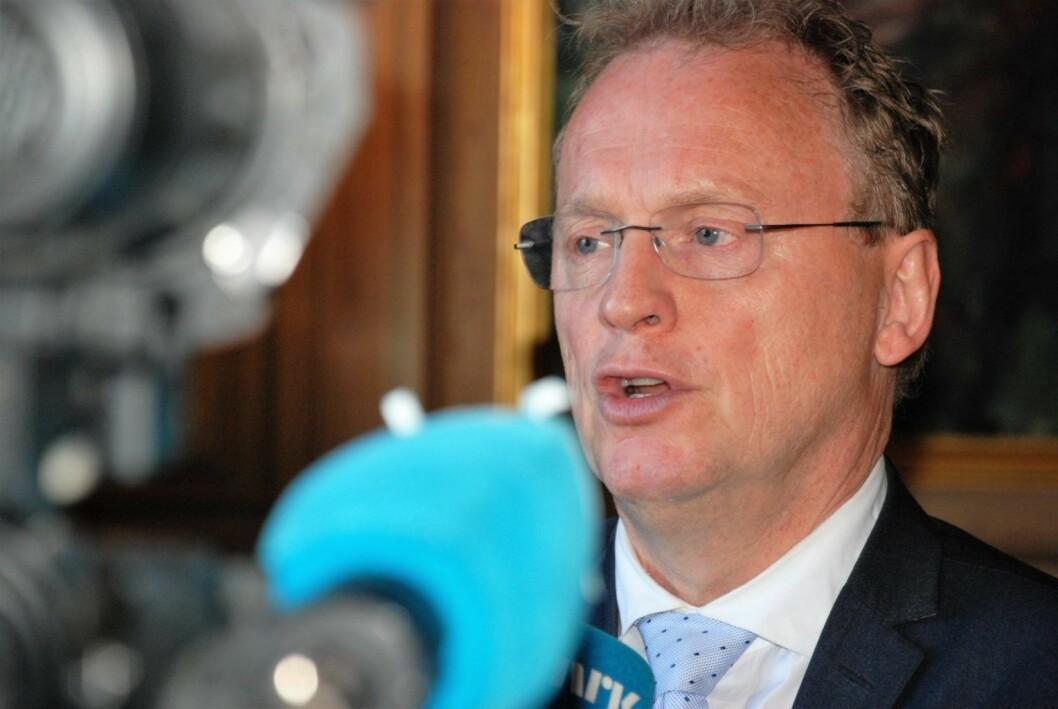 Byrådsleder Raymond Johansen slår fast at det er uaktuelt med bilfri sone innenfor ring 3.