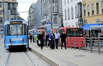 – Når MDG skylder prisøkningen i kollektivtrafikken på Venstre, er det en ansvarsfraskrivelse av verste sort