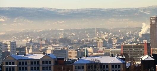 Oslo kommune trues med tvangsmulkt på 50.000 etter somling med plan for luftkvalitetet