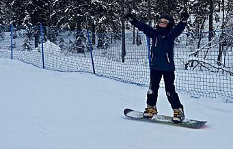 400 Tøyen-ungdommer får kjøre slalåm og snowboard på Tryvann helt gratis