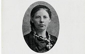 Ólafía Jóhannsdóttir levde blant de aller fattigste, de alkoholiserte og de prostituerte i Oslos slum